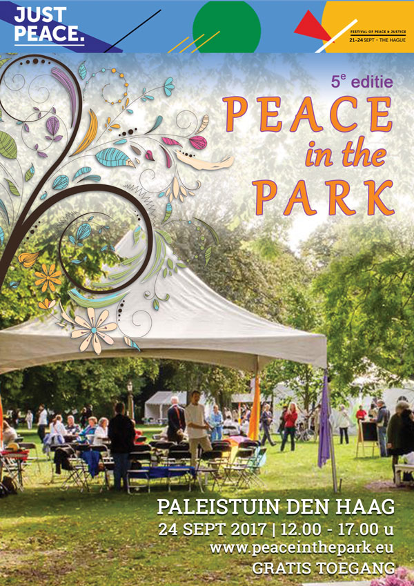 Peace in the Park 2017